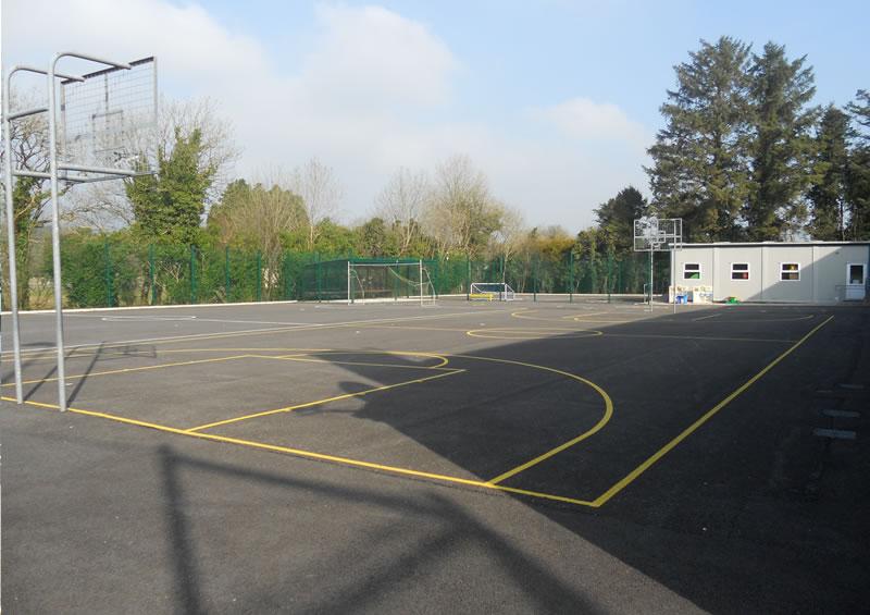 Scoil Mhuire playground