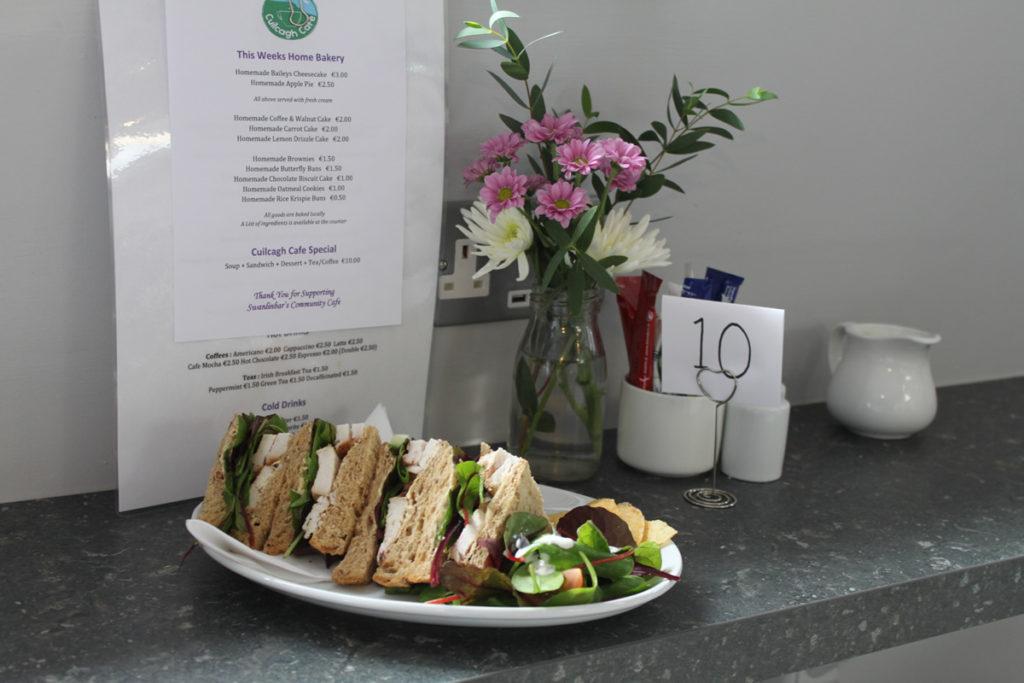 Fab sandwiches
