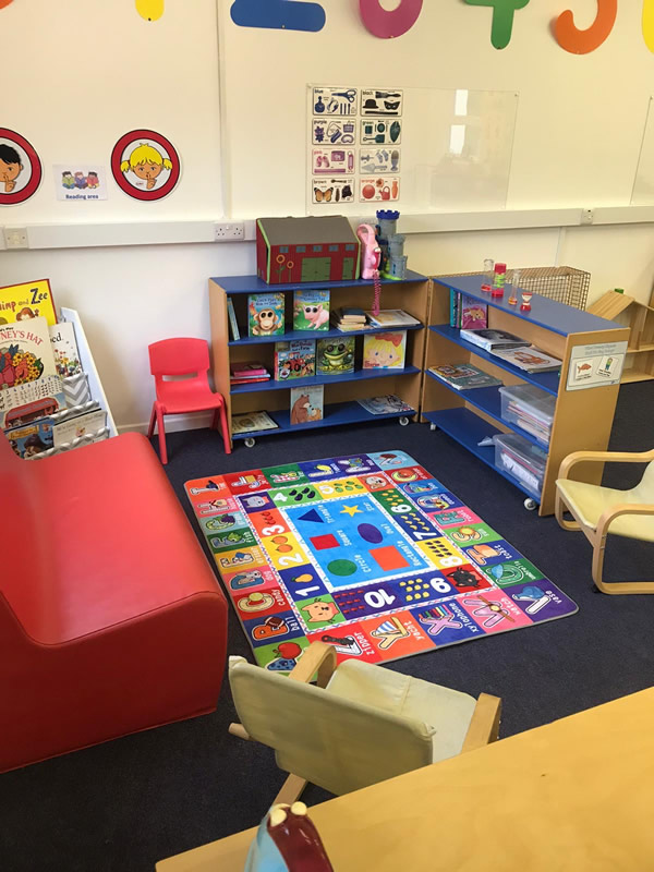 Claggagh Childcare inside