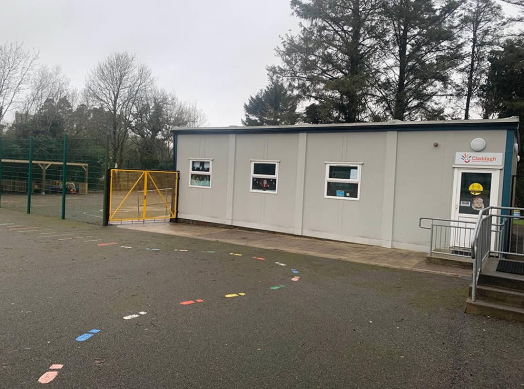 Claddagh Childcare building